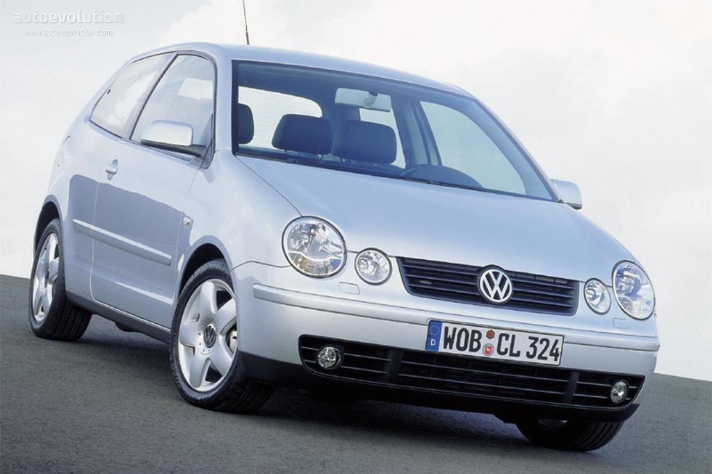 Volkswagen Polo IV 2001 - 2005 Sedan #5