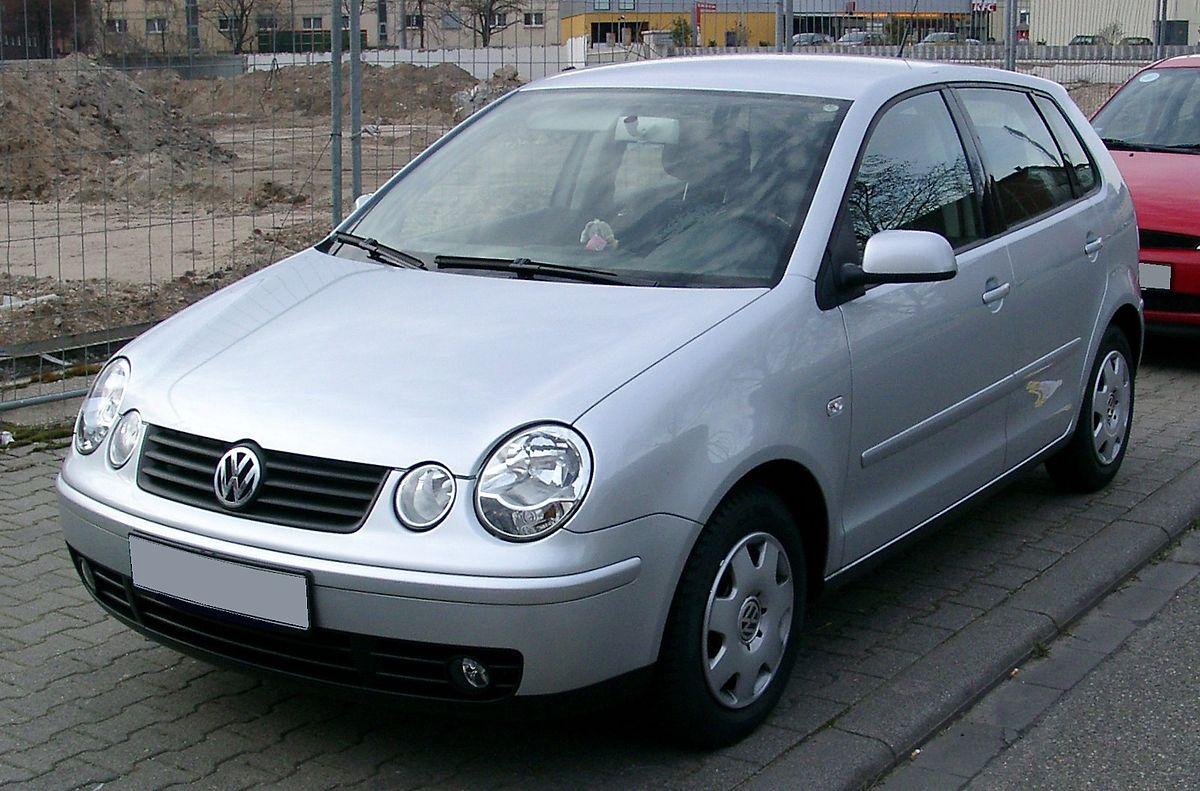 Volkswagen Polo IV 2001 - 2005 Hatchback 5 door #8
