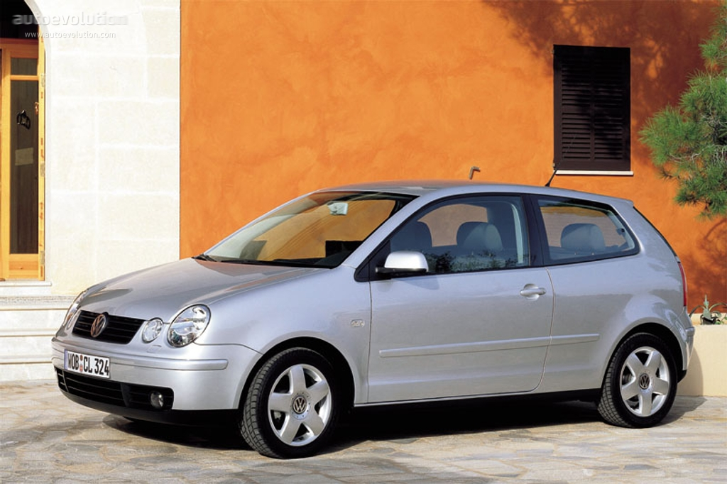 Volkswagen Polo IV 2001 - 2005 Hatchback 5 door #1