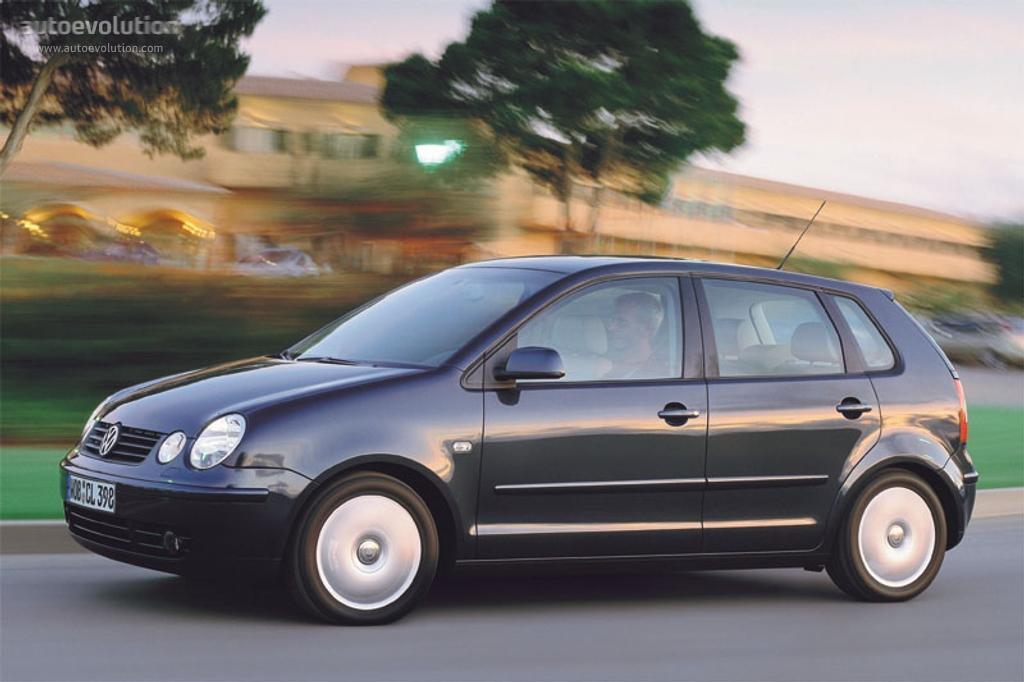 Volkswagen Polo IV 2001 - 2005 Hatchback 5 door #4