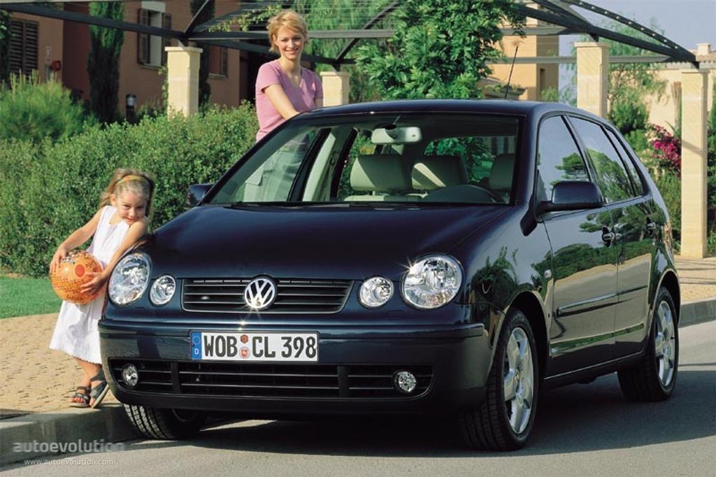 Volkswagen Polo IV 2001 - 2005 Hatchback 5 door #3