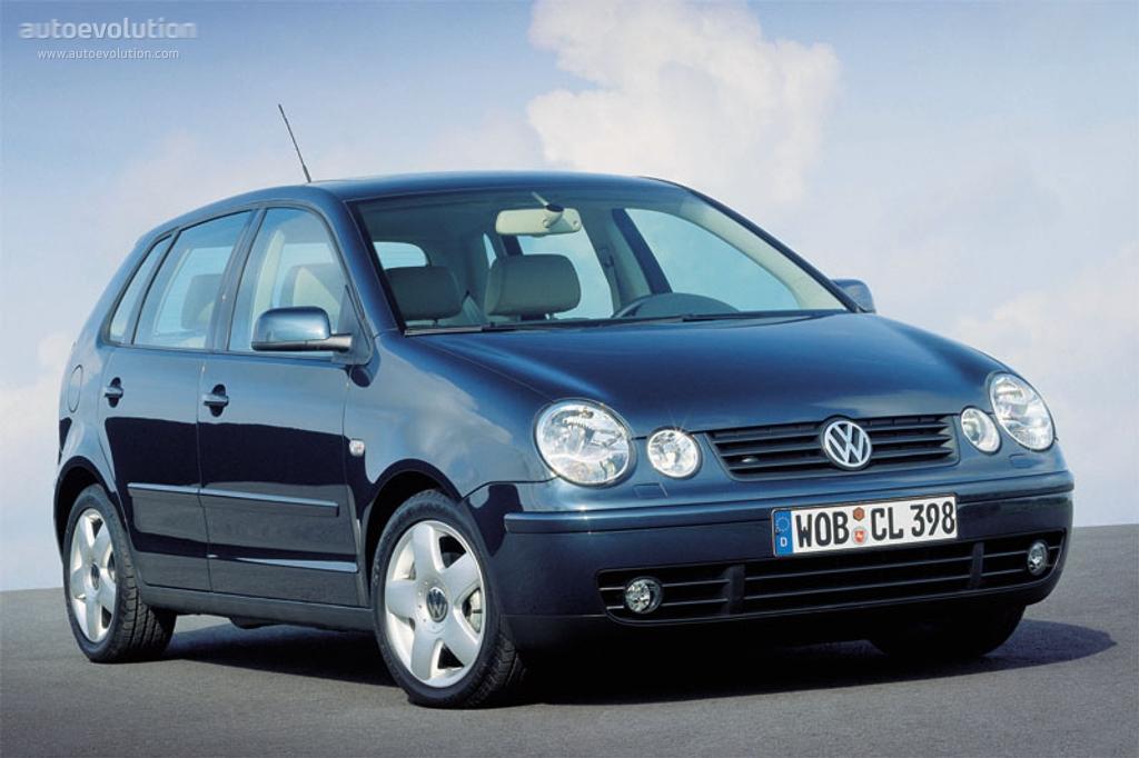 Volkswagen Polo IV 2001 - 2005 Hatchback 5 door #2