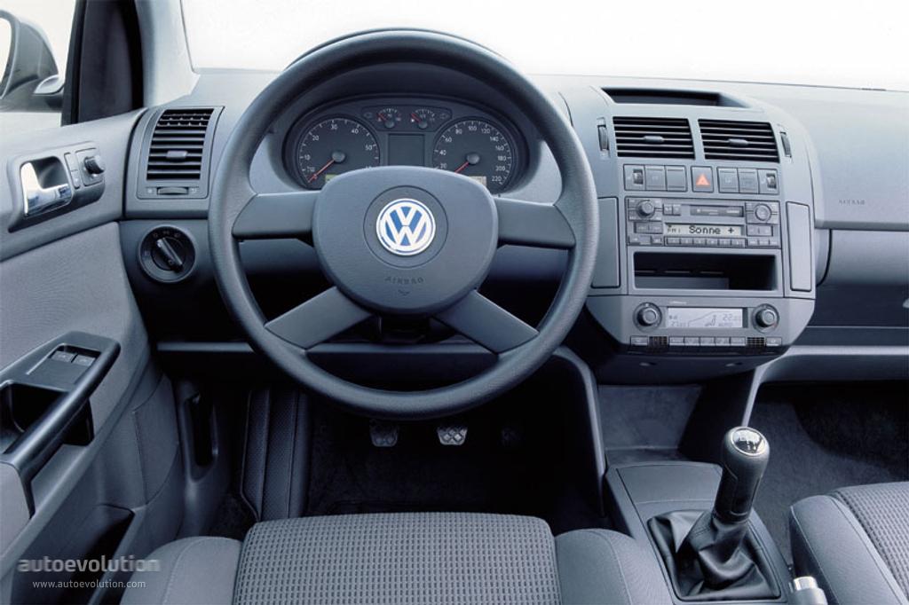 Volkswagen Polo IV 2001 - 2005 Hatchback 5 door #6