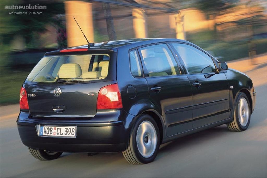 Volkswagen Polo IV 2001 - 2005 Hatchback 5 door #7