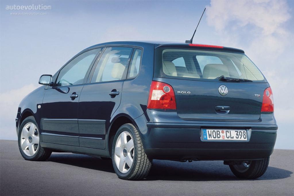Volkswagen Polo IV 2001 - 2005 Hatchback 5 door #5