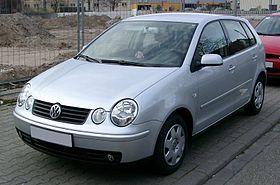 Volkswagen Polo IV Restyling 2005 - 2009 Hatchback 3 door #4