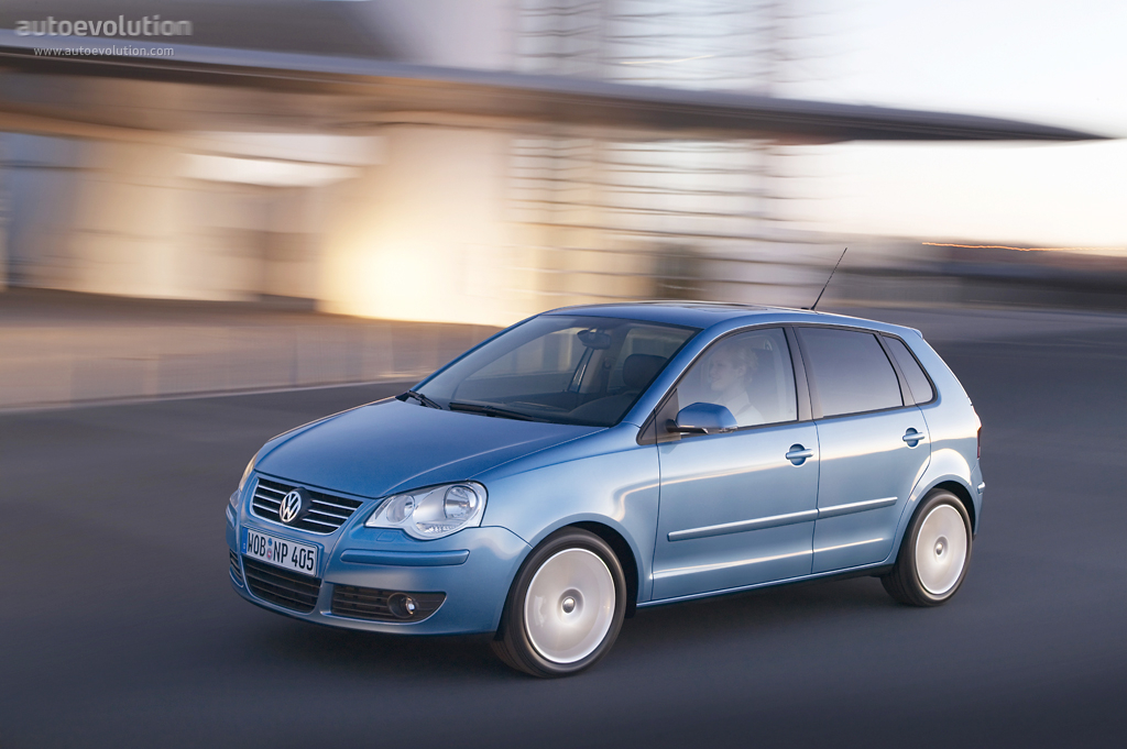 Volkswagen Polo IV Restyling 2005 - 2009 Hatchback 3 door #2