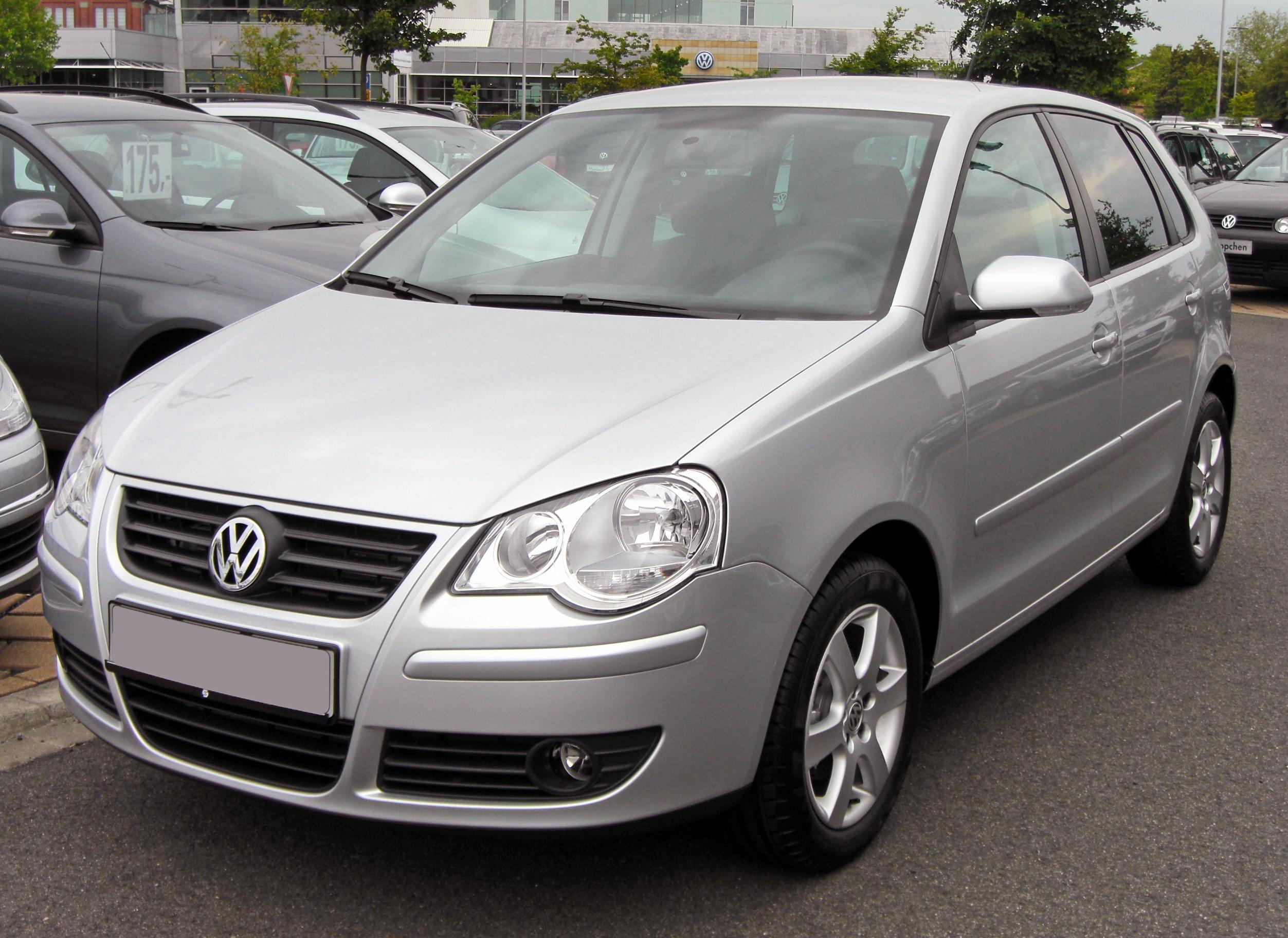 Volkswagen Polo IV Restyling 2005 - 2009 Hatchback 3 door #5