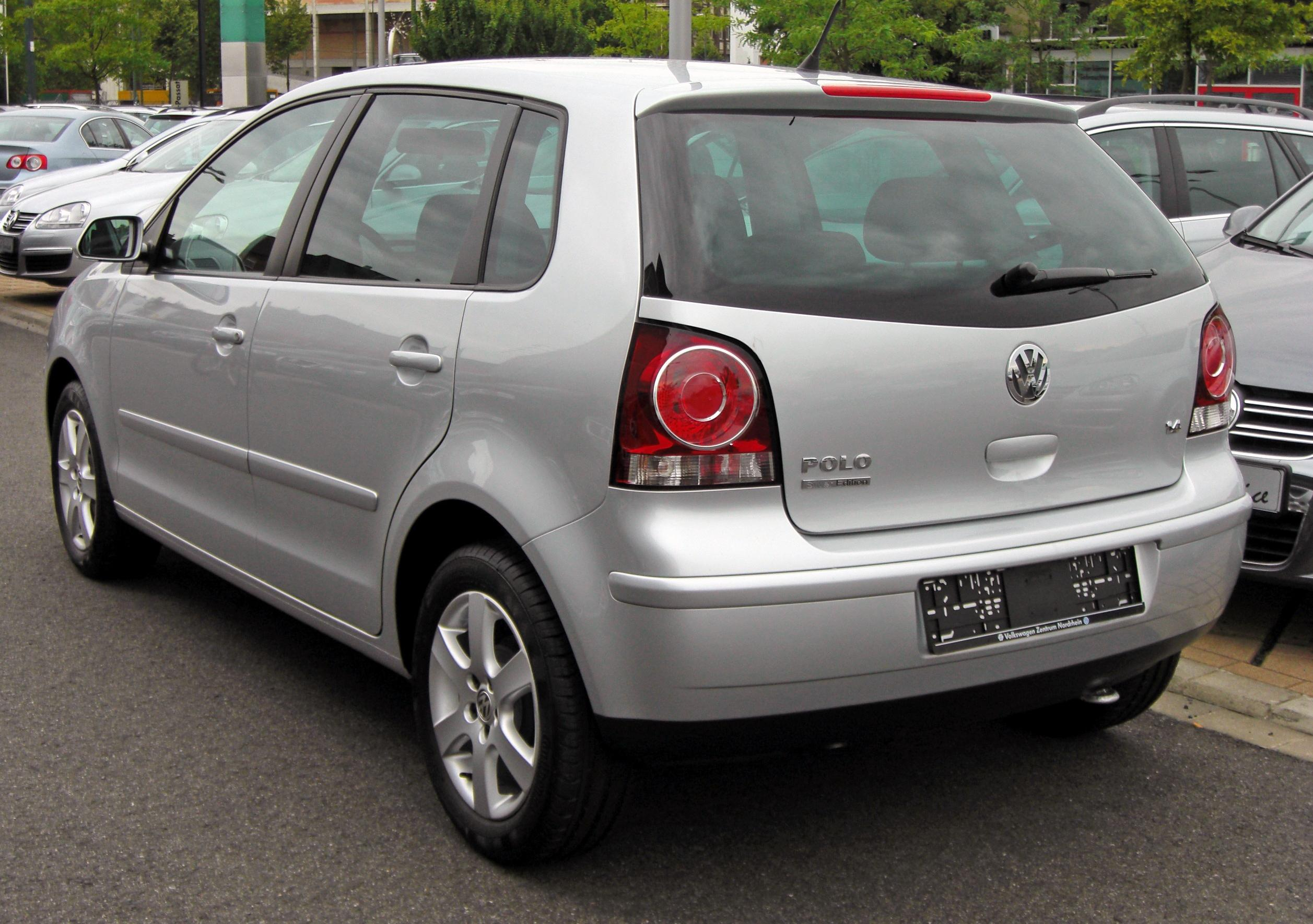 Volkswagen Polo IV Restyling 2005 - 2009 Hatchback 3 door #6