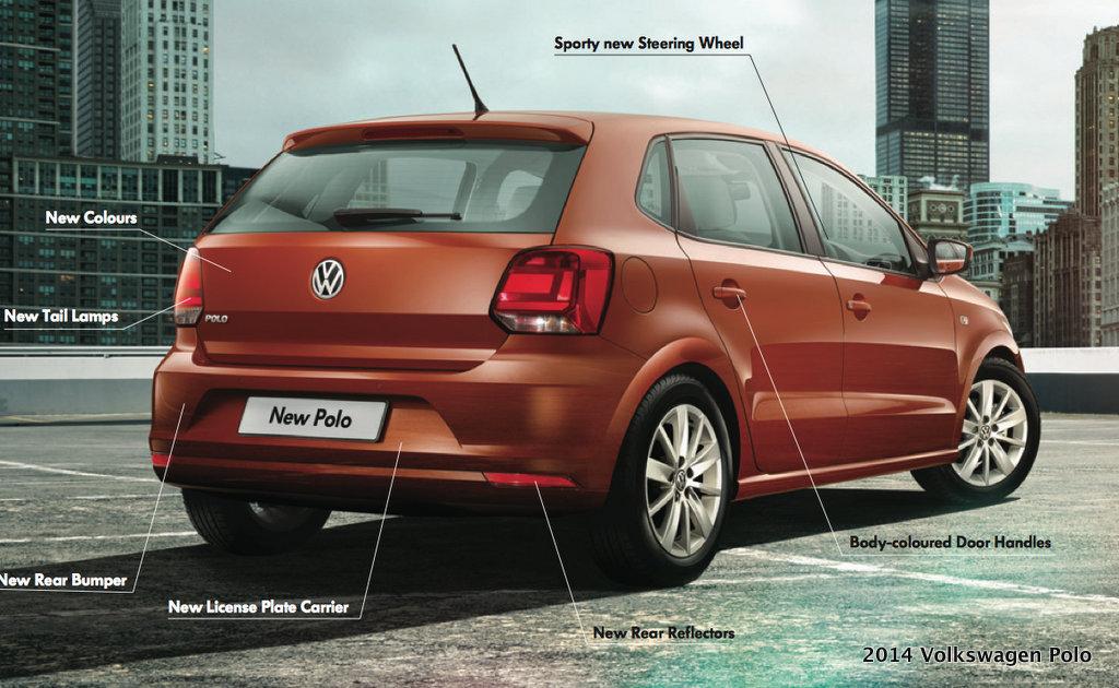 Volkswagen Polo V Restyling 2014 - now Hatchback 3 door #3
