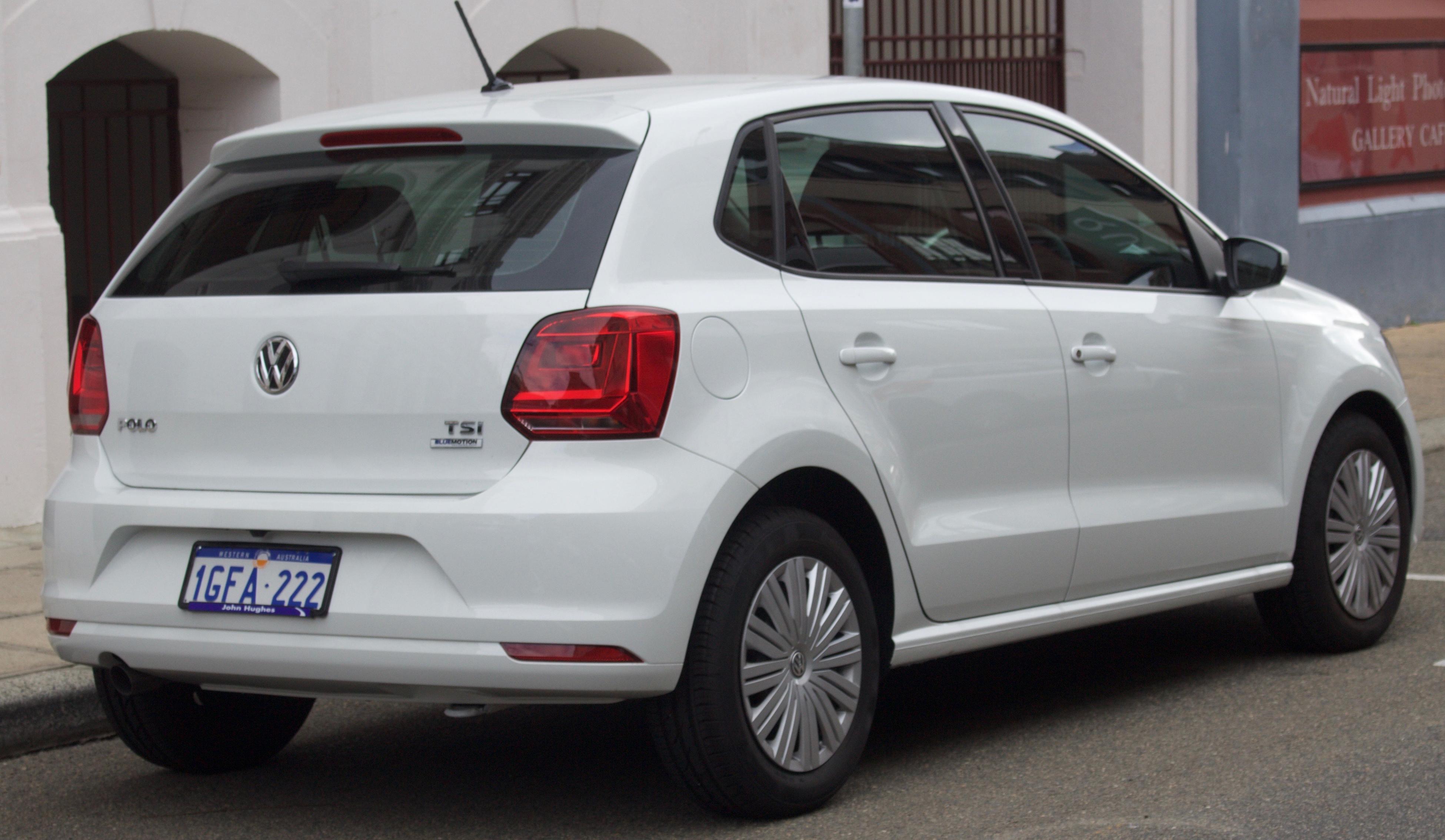 Volkswagen Polo V Restyling 2014 - now Hatchback 3 door #6