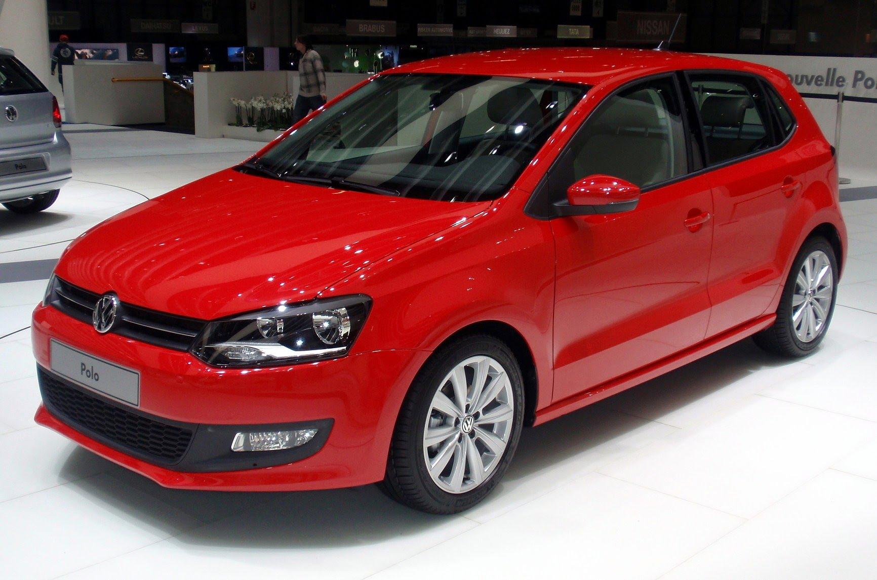 Volkswagen Polo V Restyling 2014 - now Sedan #4