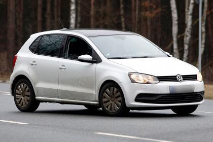 Volkswagen Polo V Restyling 2014 - now Sedan #6