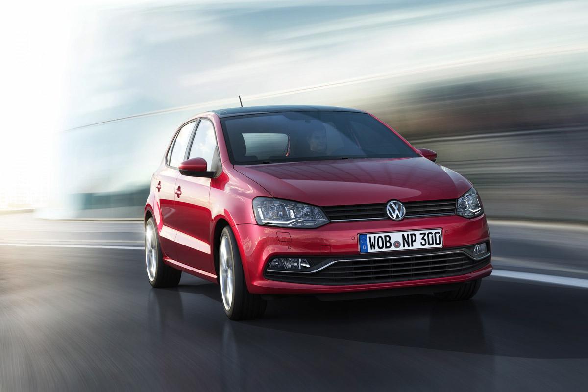 Volkswagen Polo V Restyling 2014 - now Sedan #3