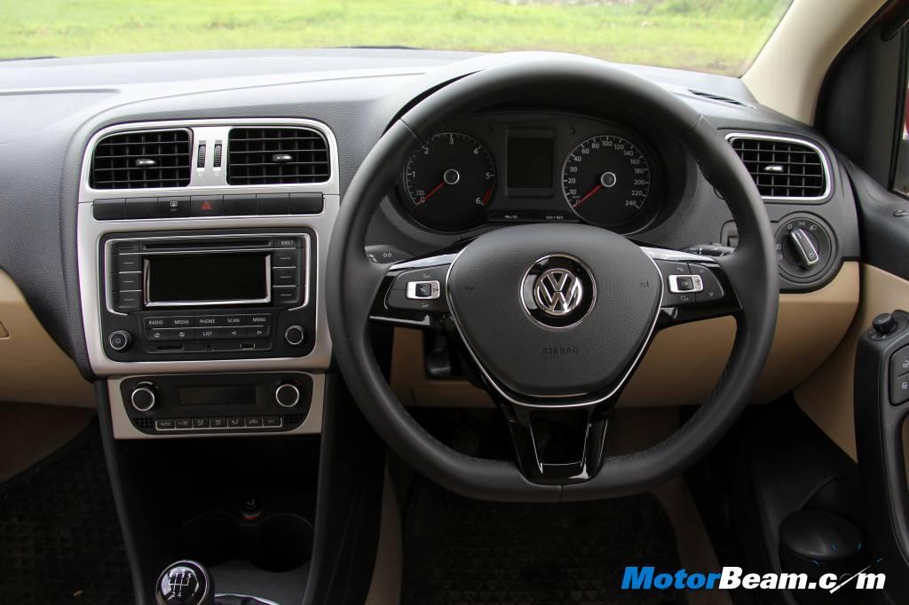 Volkswagen Polo V Restyling 2014 - now Sedan #1