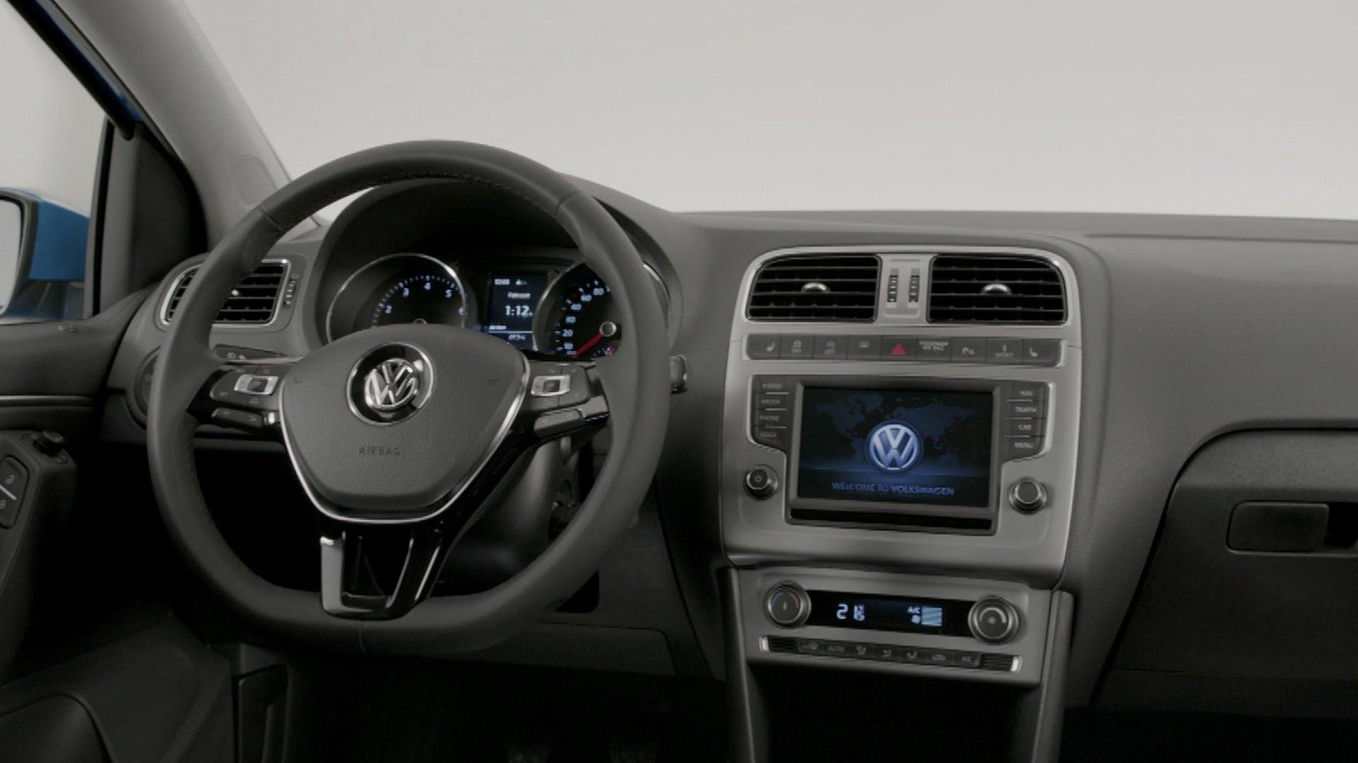 Volkswagen Polo V Restyling 2014 - now Sedan #7