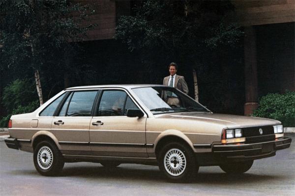 Volkswagen Quantum I 1985 - 1988 Sedan #3