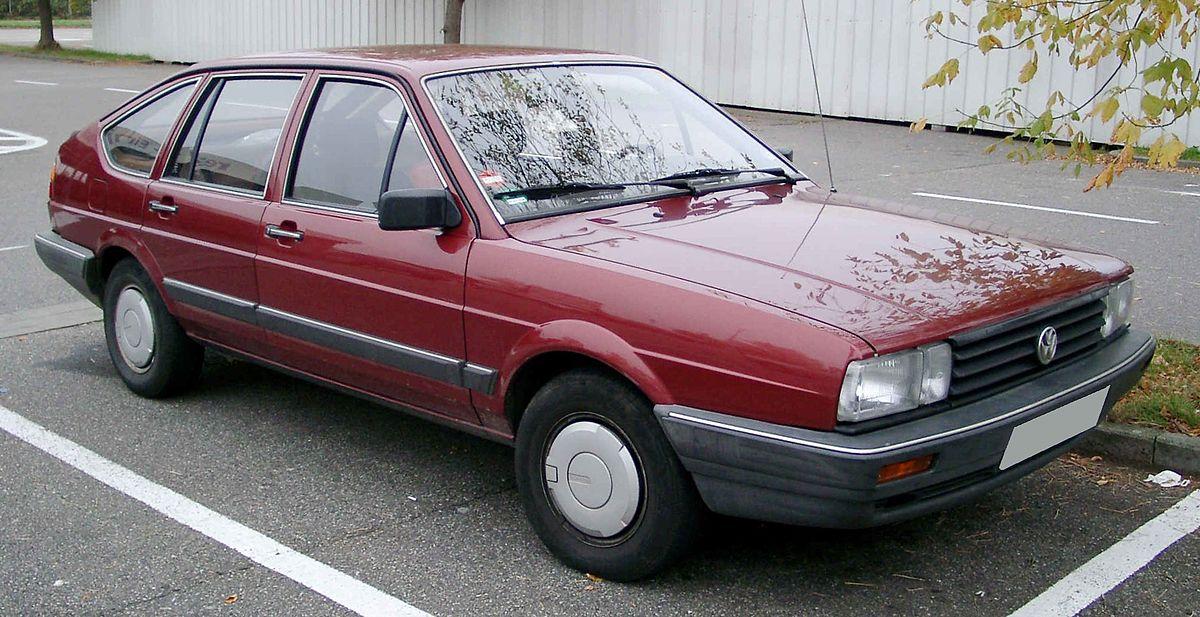 Volkswagen Quantum I 1985 - 1988 Sedan #7