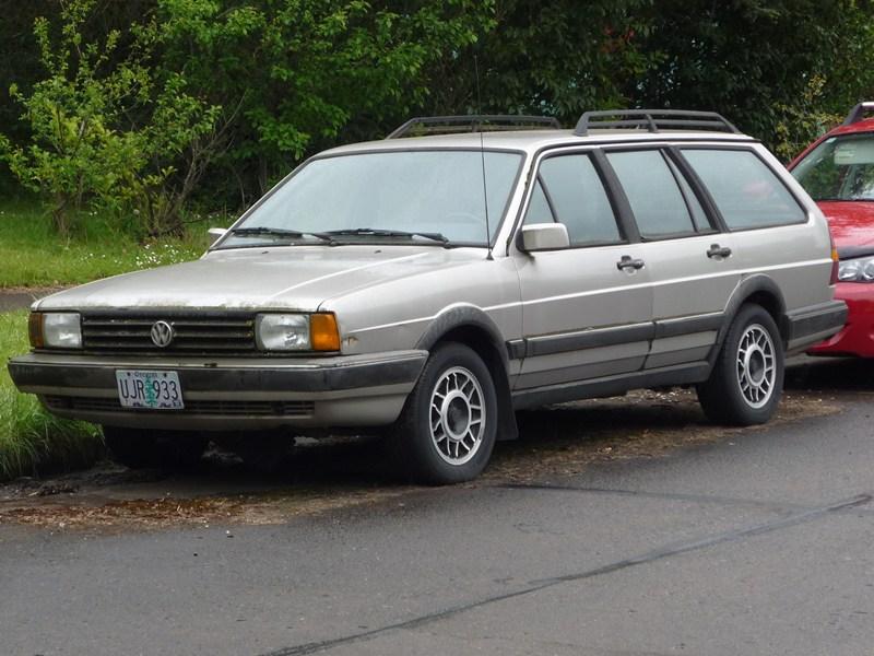 Volkswagen Quantum I 1985 - 1988 Sedan #6