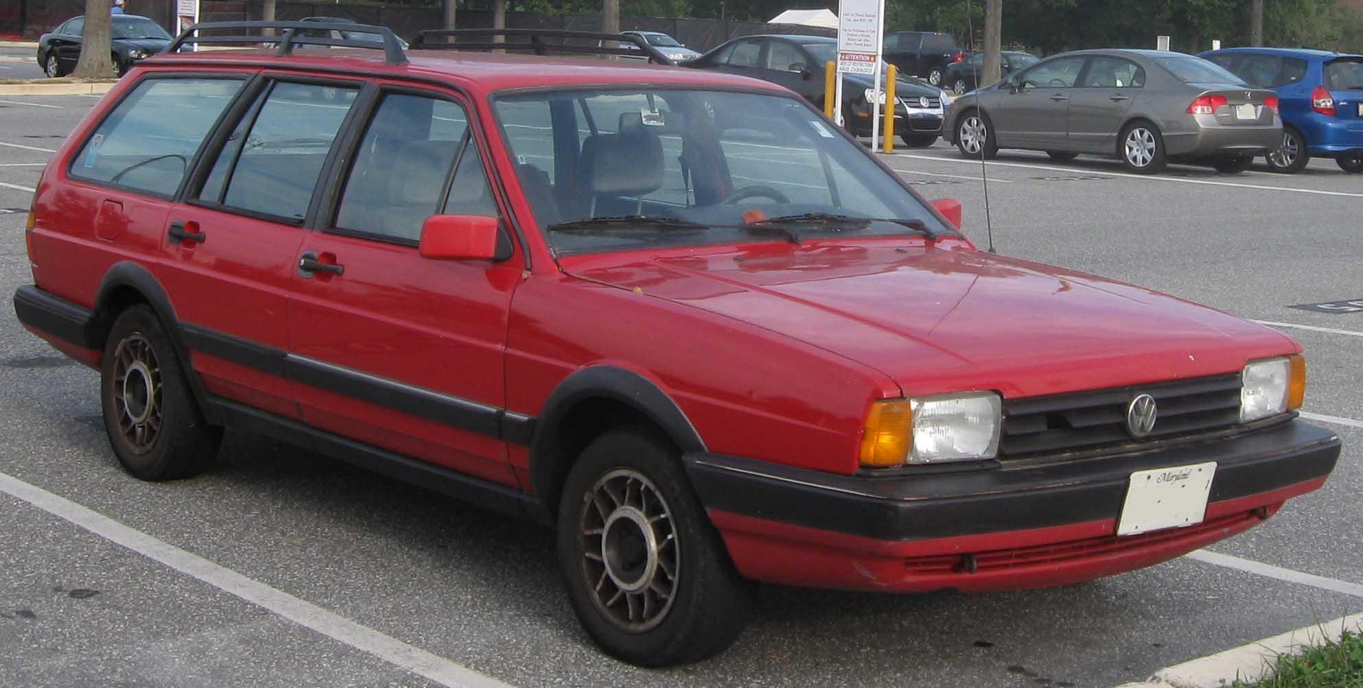 Volkswagen Quantum I 1985 - 1988 Sedan #1