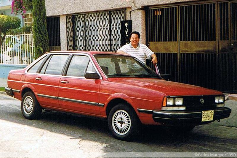 Volkswagen Quantum I 1985 - 1988 Sedan #4