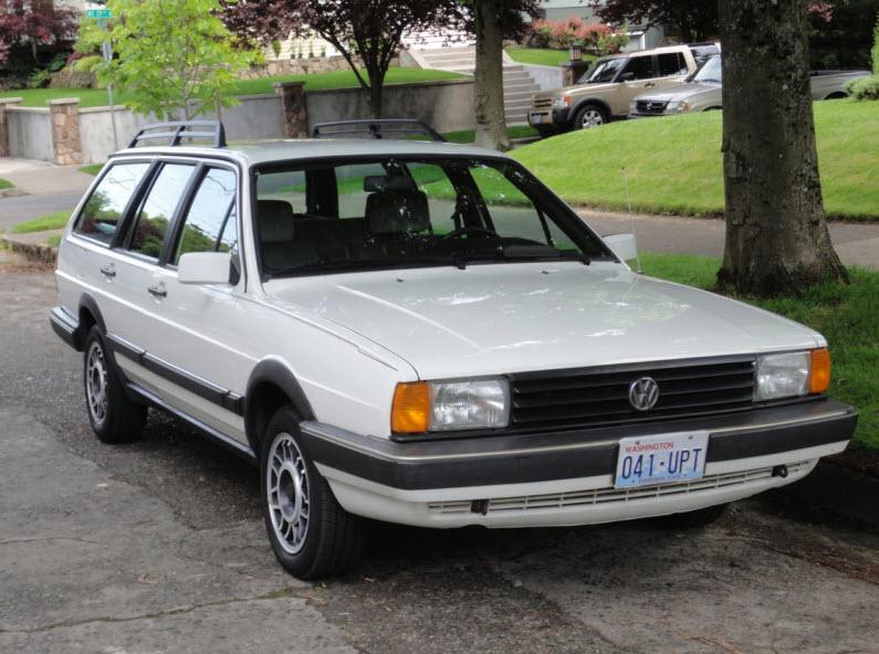 Volkswagen Quantum I 1985 - 1988 Sedan #2
