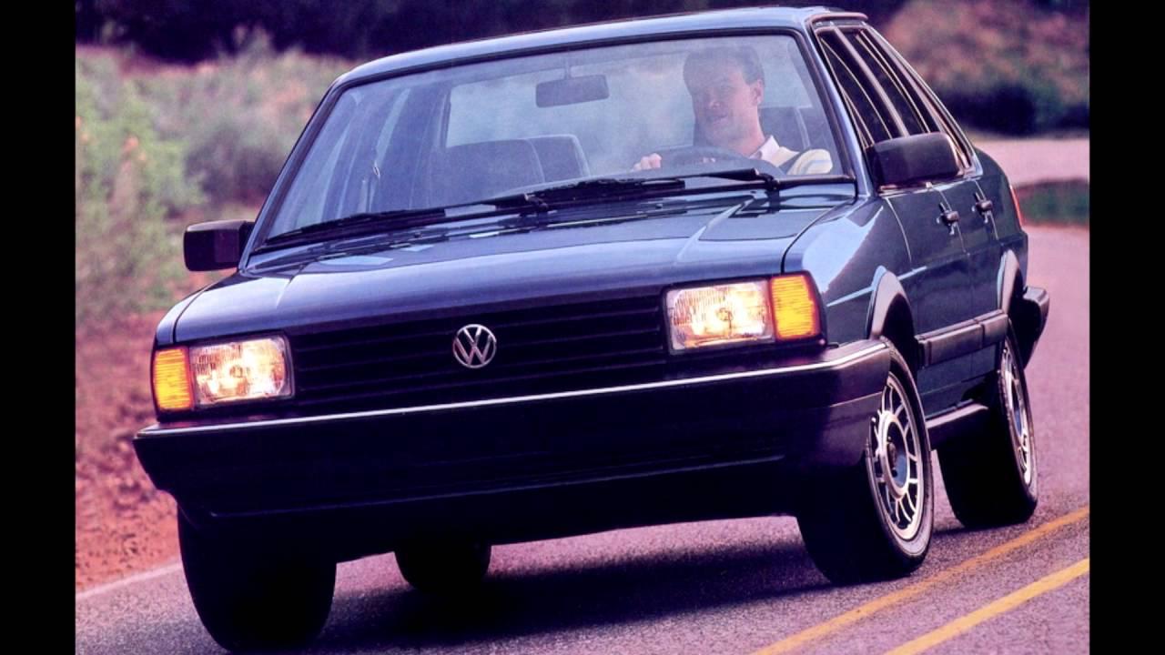 Volkswagen Quantum I 1985 - 1988 Sedan #8