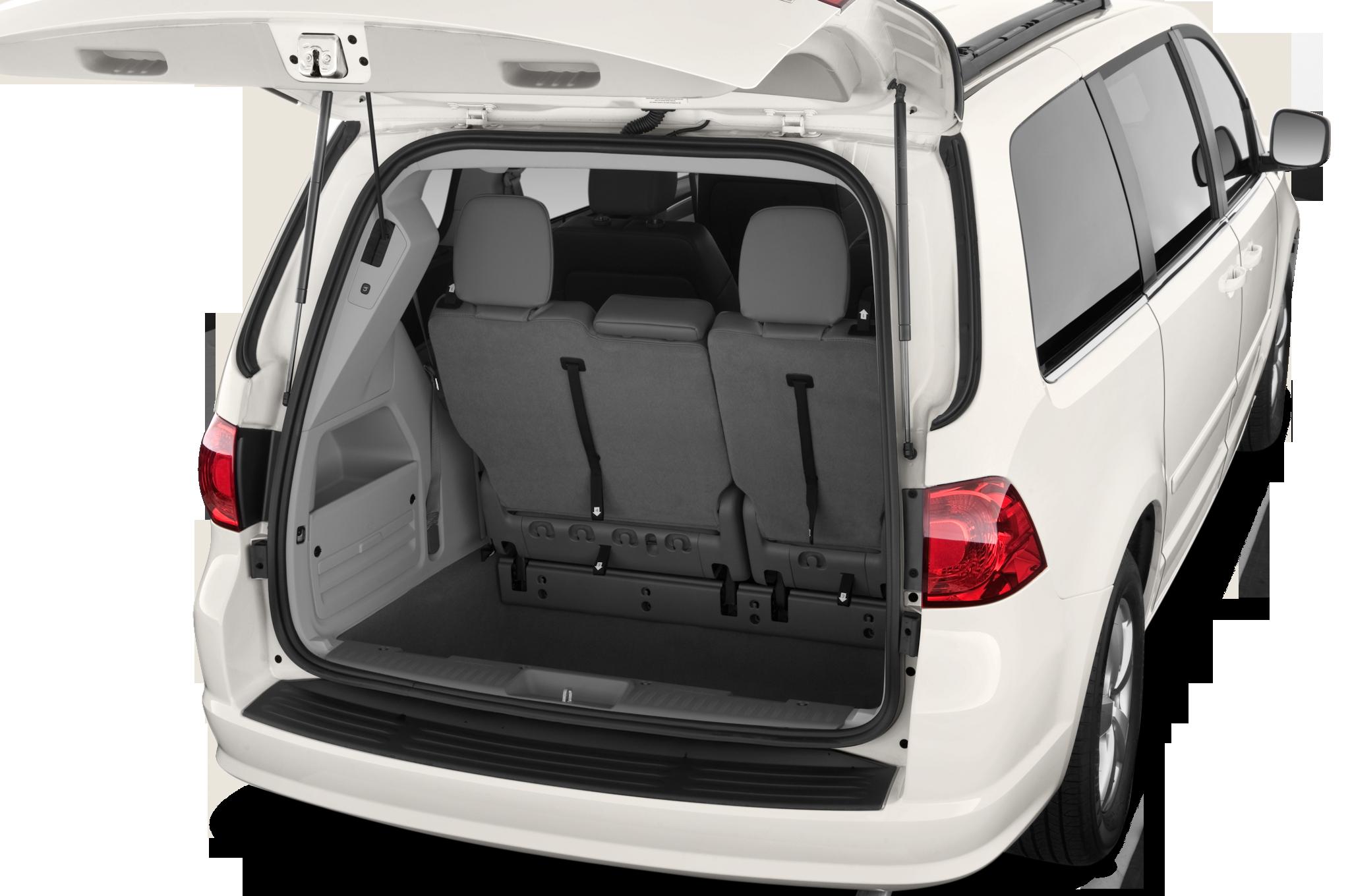 Volkswagen Routan 2008 - 2012 Minivan #1