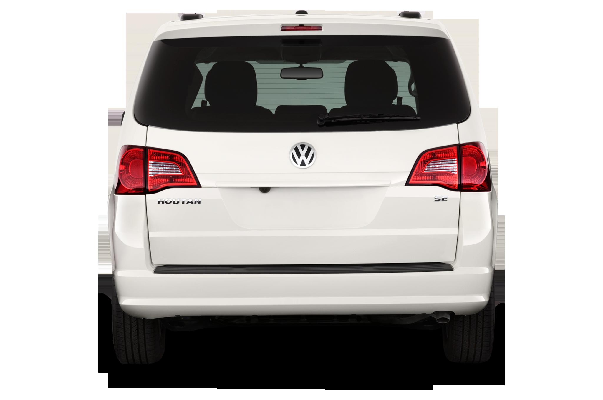 Volkswagen Routan 2008 - 2012 Minivan #2