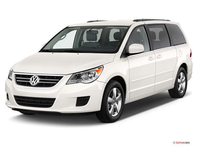 Volkswagen Routan 2008 - 2012 Minivan #5