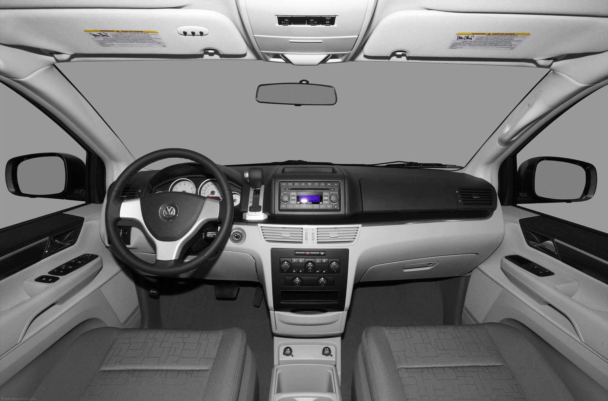 Volkswagen Routan 2008 - 2012 Minivan #4