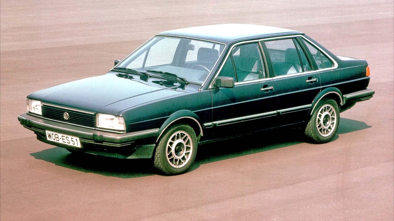 Volkswagen Santana 1981 - 1984 Sedan #6