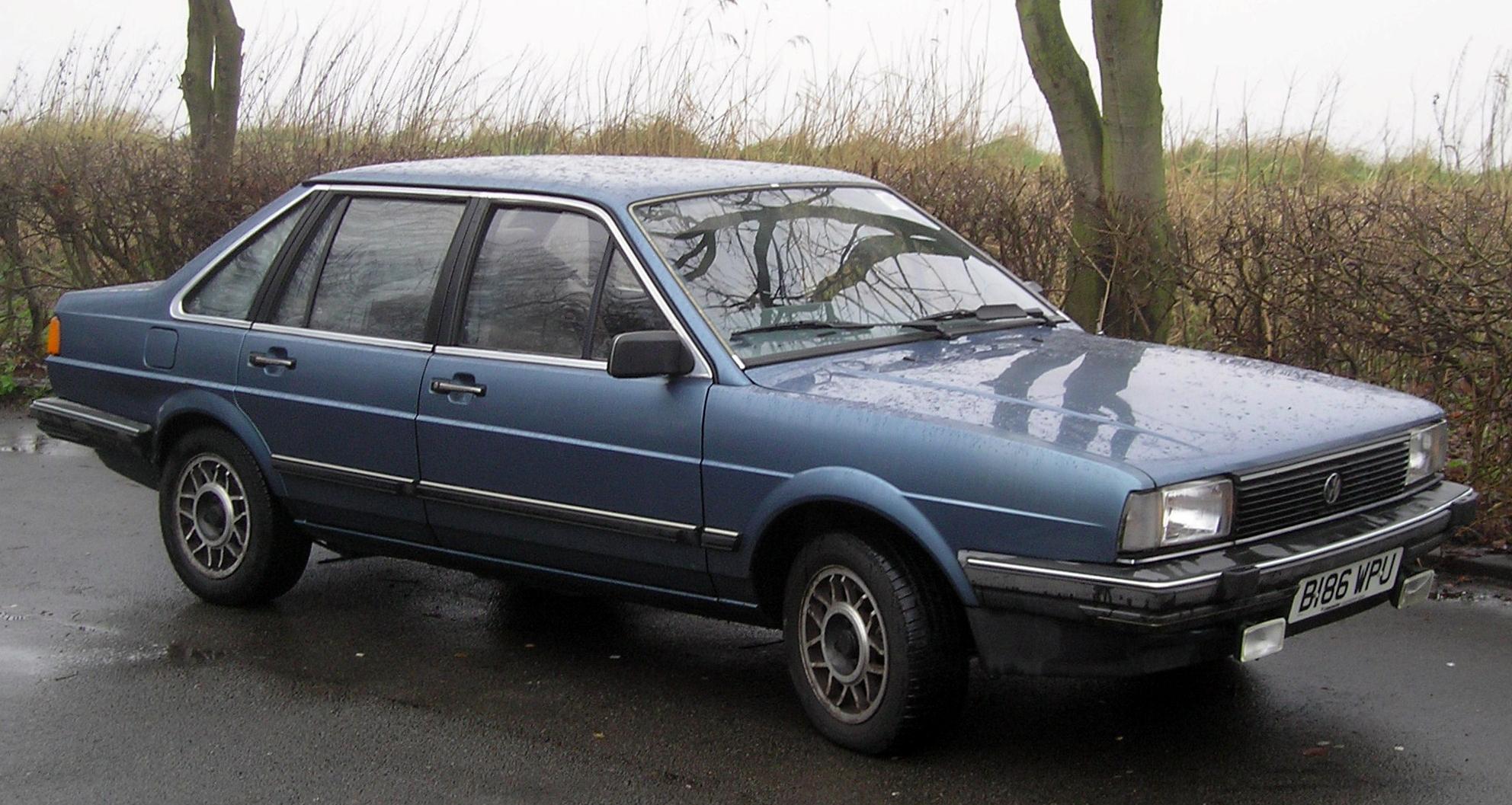 Volkswagen Santana 1981 - 1984 Sedan #3