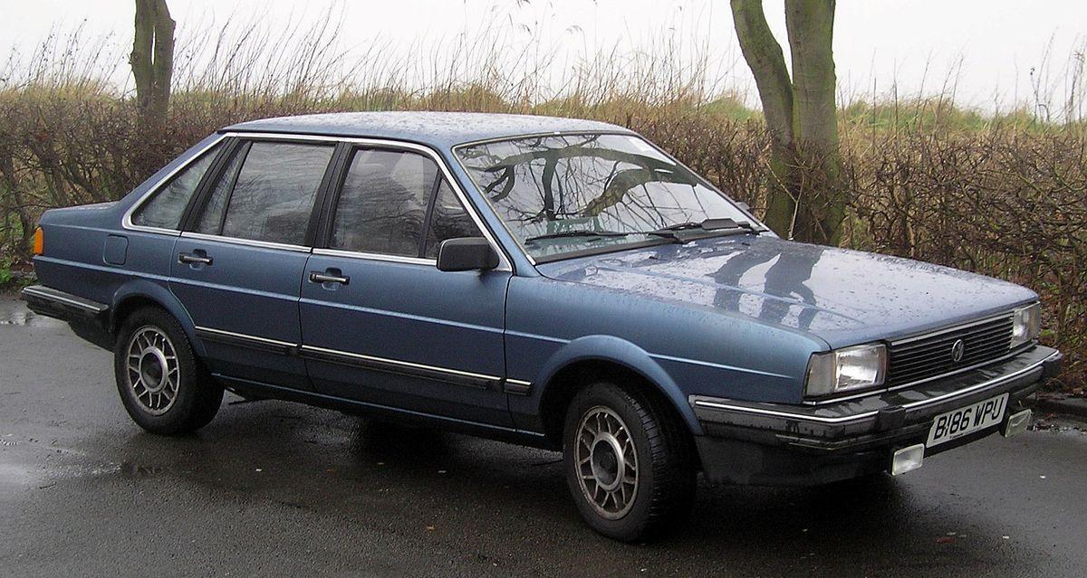Volkswagen Santana 1981 - 1984 Sedan #7