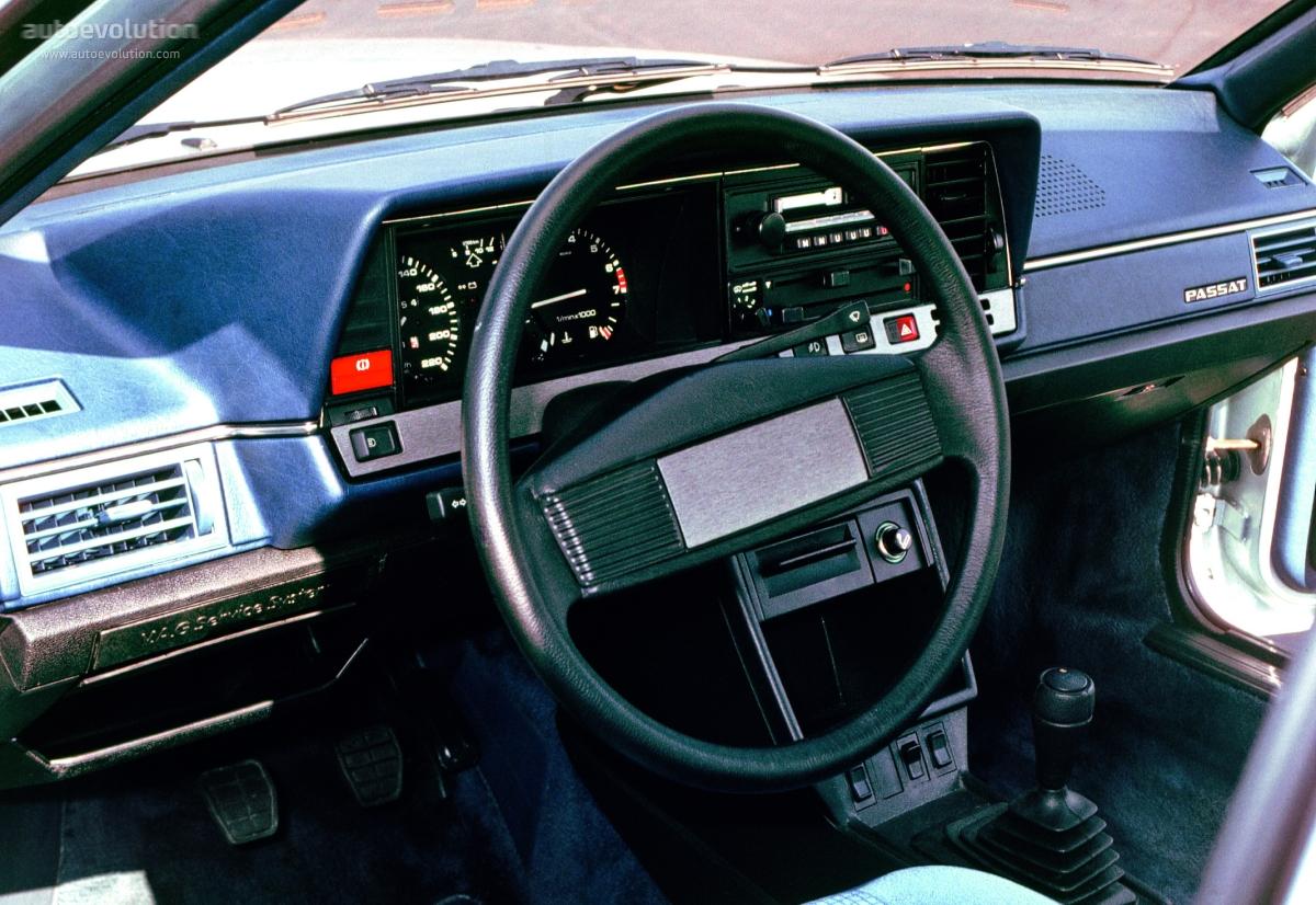 Volkswagen Santana 1981 - 1984 Sedan #5