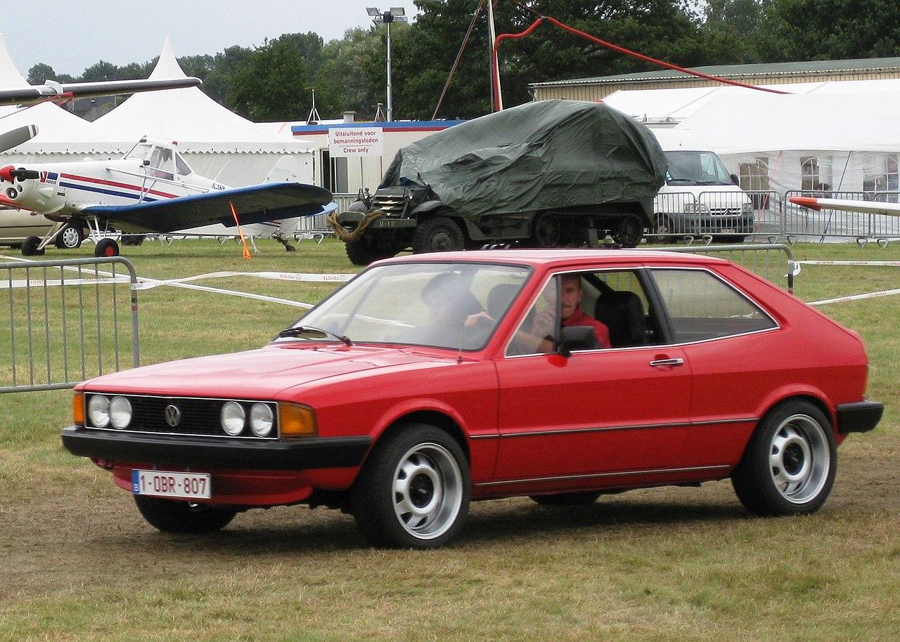 Volkswagen Scirocco II 1981 - 1992 Coupe #8