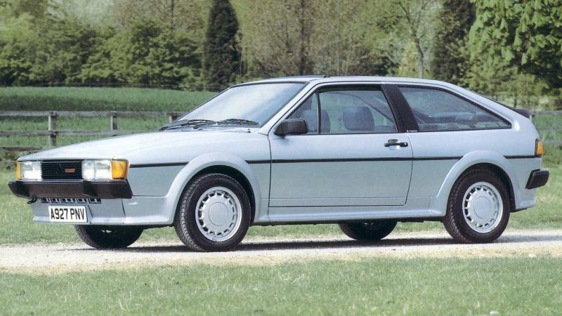 Volkswagen Scirocco II 1981 - 1992 Coupe #2