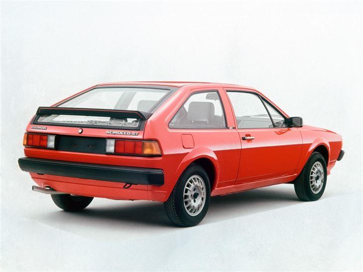 Volkswagen Scirocco II 1981 - 1992 Coupe #4