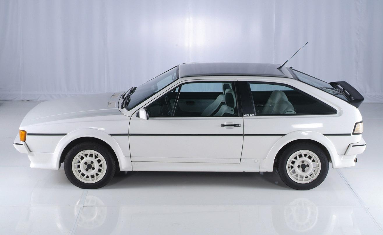 Volkswagen Scirocco II 1981 - 1992 Coupe #1