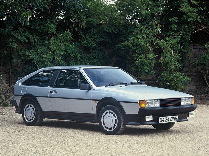 Volkswagen Scirocco II 1981 - 1992 Coupe #3