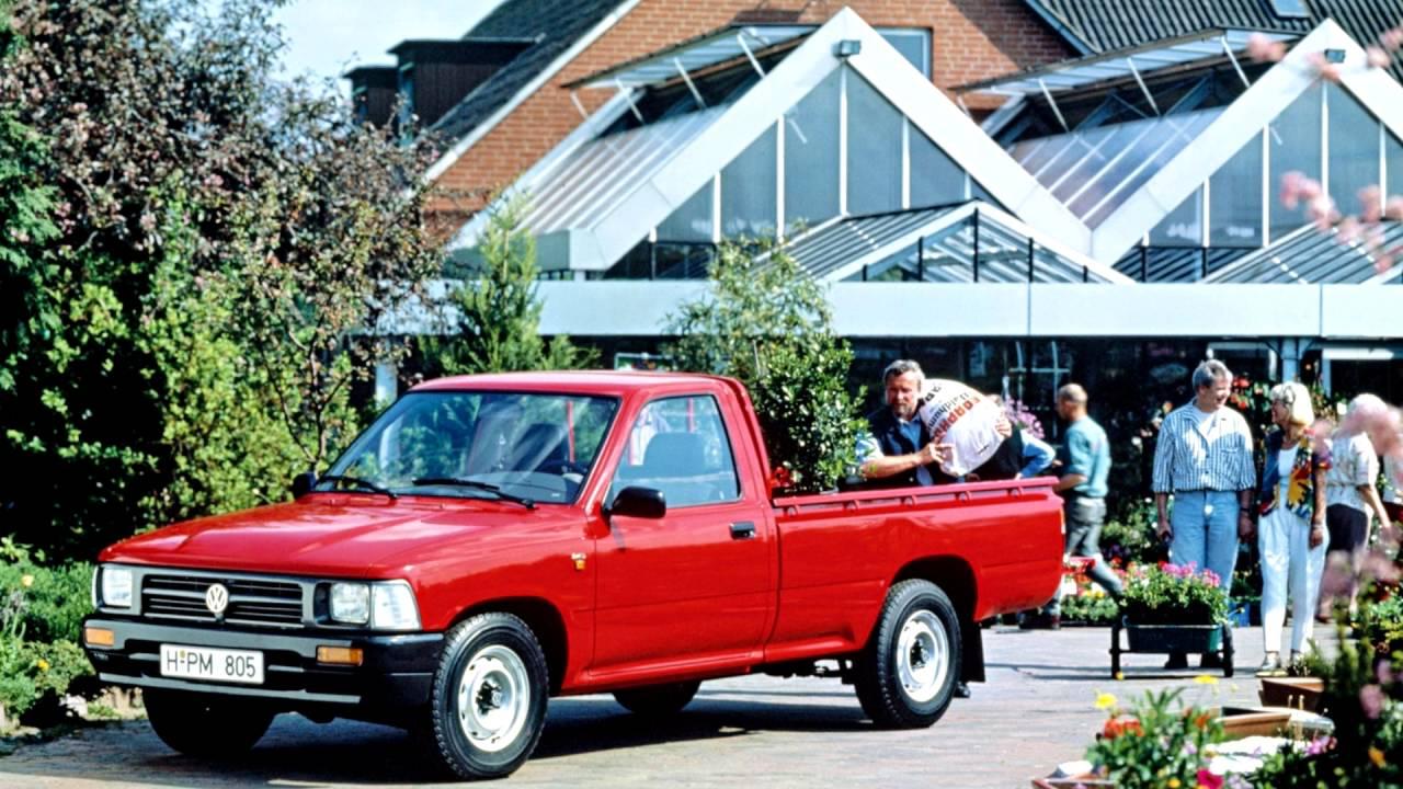 Volkswagen Taro 1989 - 1997 Pickup #5