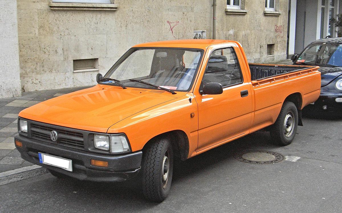 Volkswagen Taro 1989 - 1997 Pickup #8