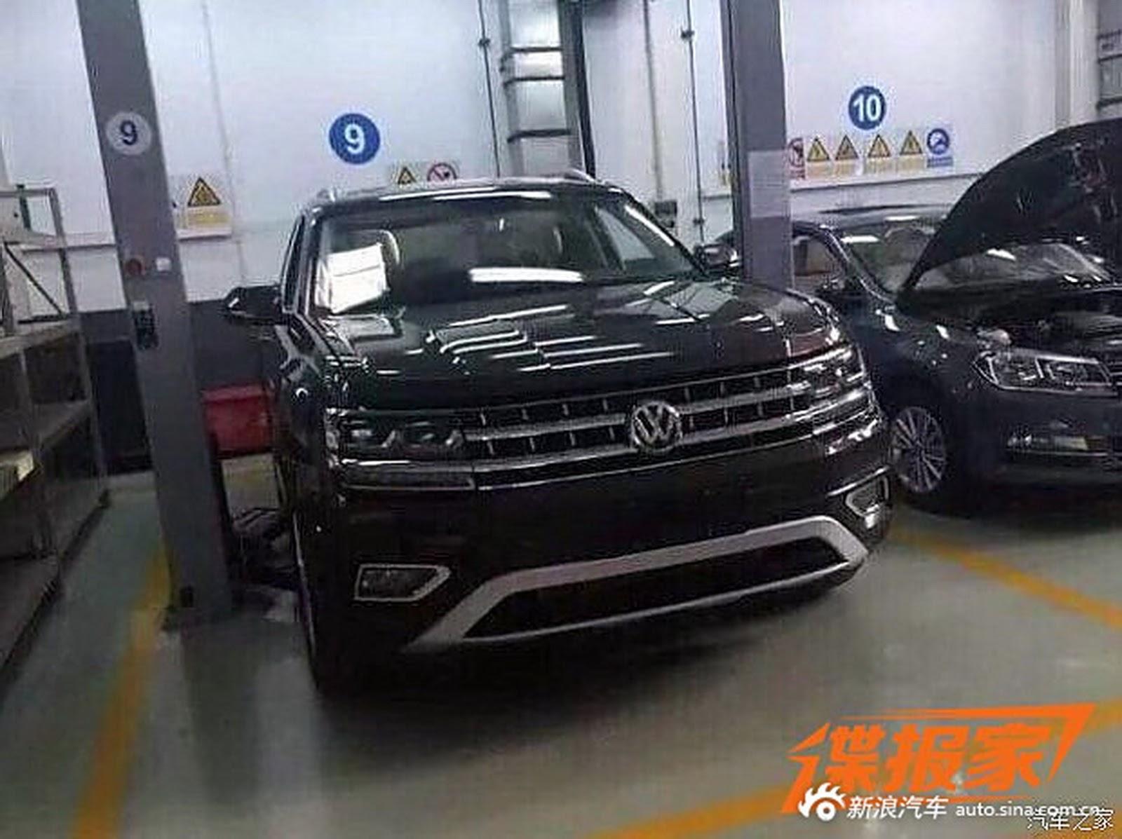 Volkswagen Teramont I 2017 - now SUV 5 door #4