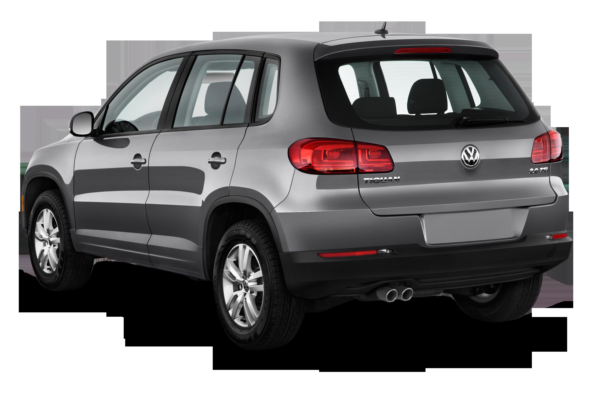 Volkswagen Tiguan I 2007 - 2011 SUV 5 door #2