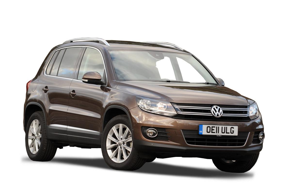 Volkswagen Tiguan I 2007 - 2011 SUV 5 door #8
