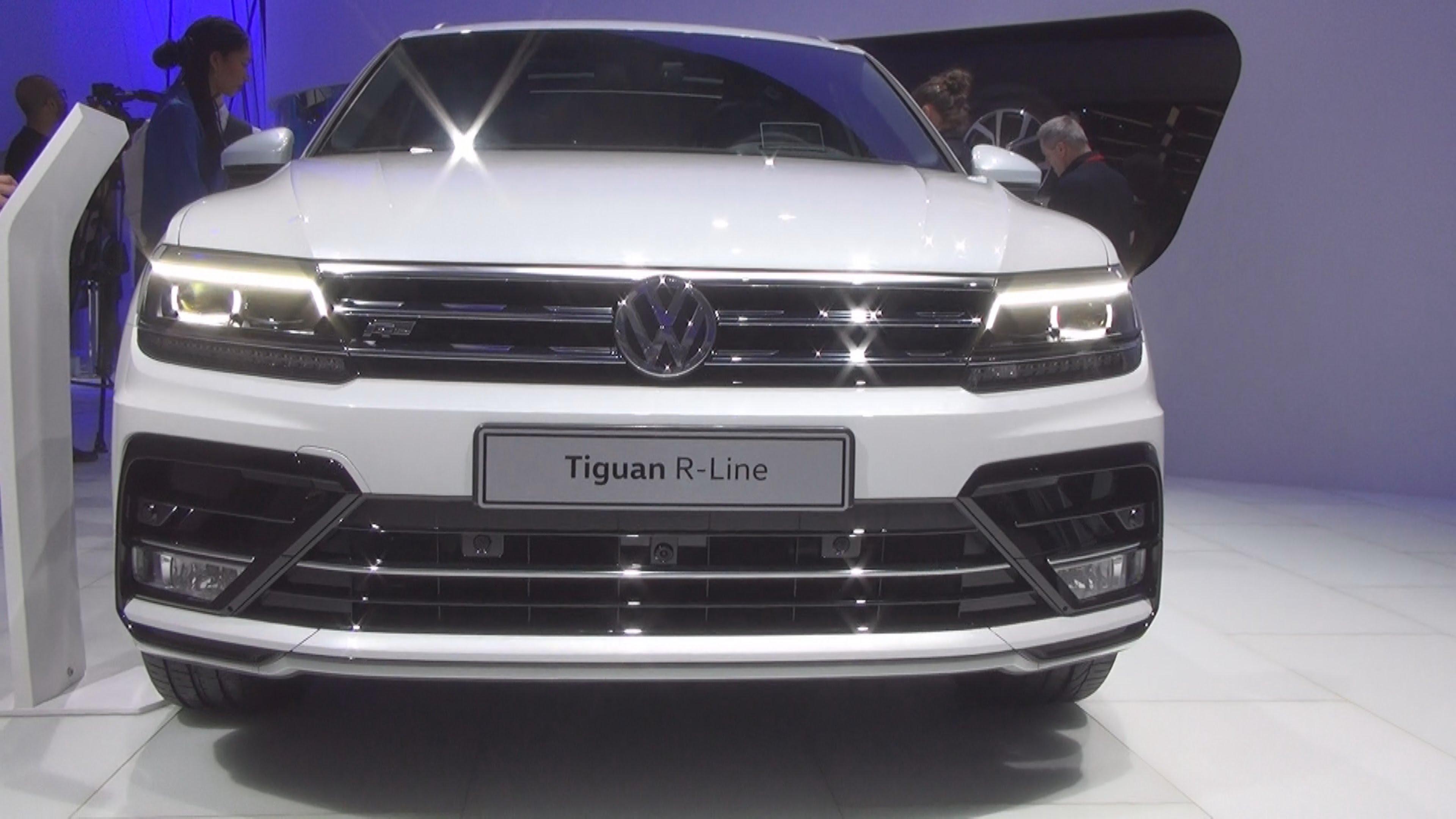 Volkswagen Tiguan II 2016 - now SUV 5 door #3