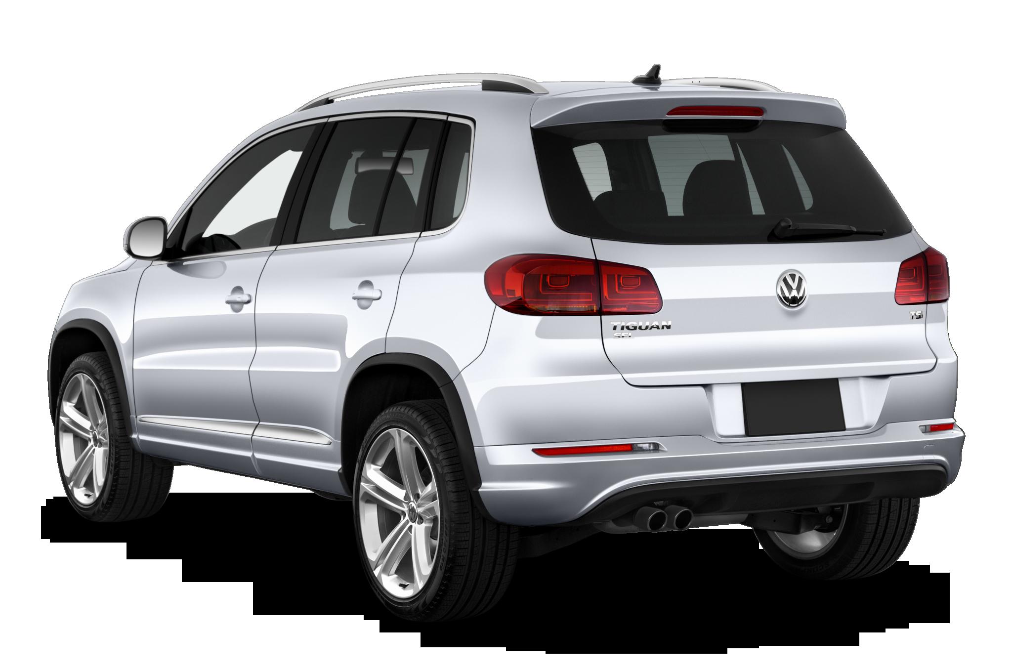 Volkswagen Tiguan II 2016 - now SUV 5 door #2