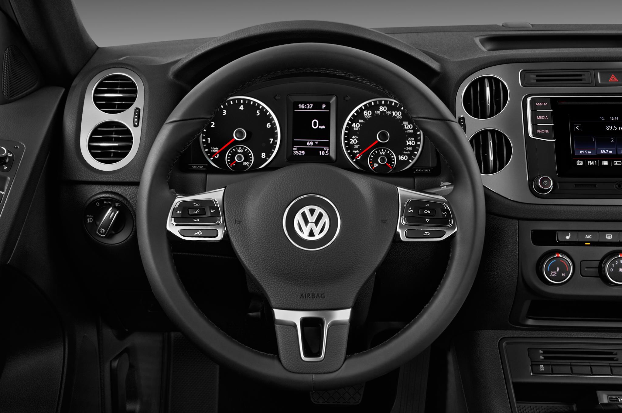 Volkswagen Tiguan II 2016 - now SUV 5 door #5