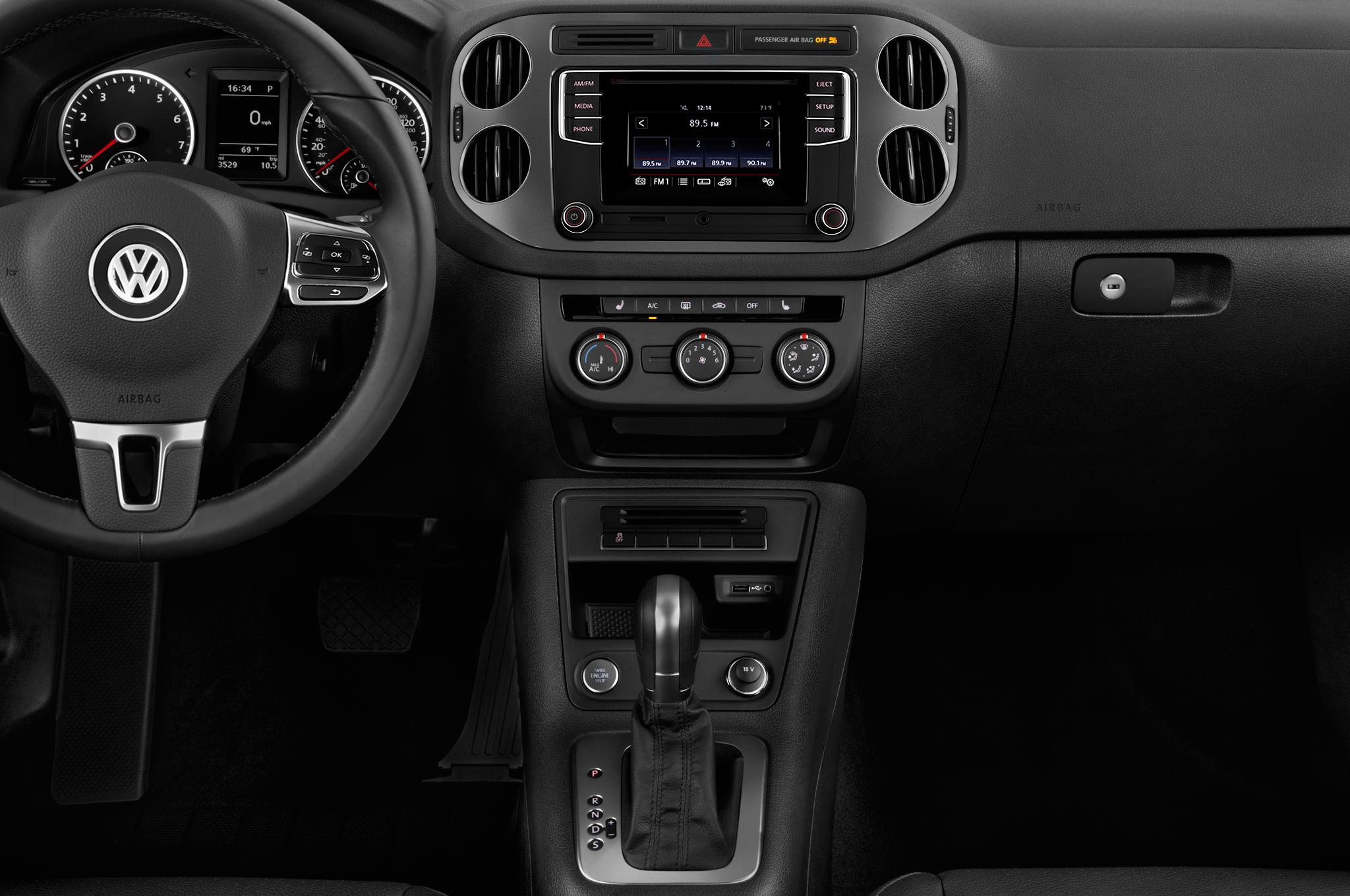Volkswagen Tiguan II 2016 - now SUV 5 door #6
