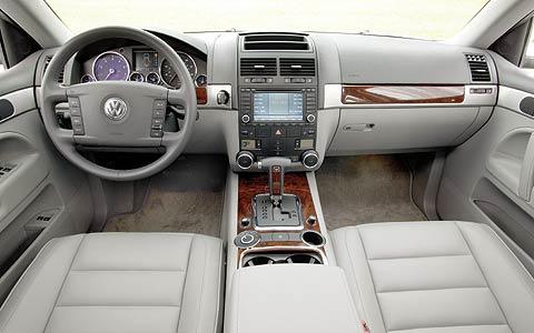Volkswagen Touareg I 2002 - 2006 SUV 5 door #6